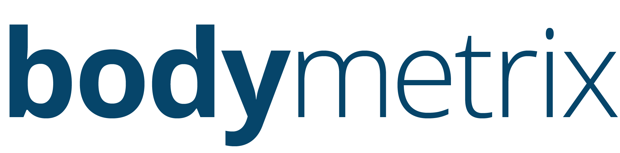 BodyMetrix new logo - blue