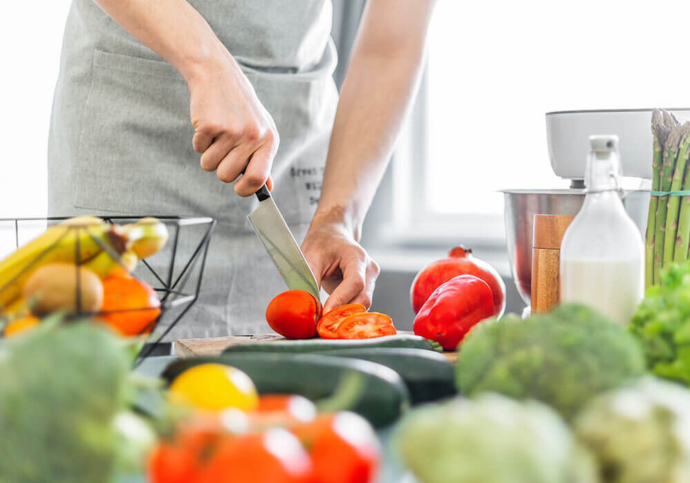 Registered Dietitians, Cooking demonstrations and questions